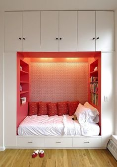I want my kids to have nooks like this one day.