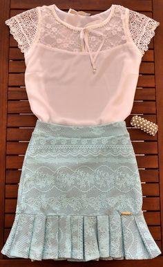 Blusa lisa crepe com manga curta Ref:C0783