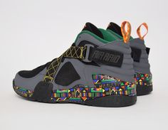 #Nike Air Raid - Peace #sneakers