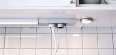 Eclairage de cuisine intégré - IKEA