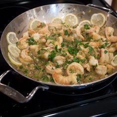 Ollie's Shrimp Etoufee