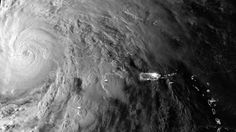 The Suomi NPP satellite caught this image of Hurricane Sandy yesterday morning (Oct. 25), just as the cyclone passed over Cuba.  CREDIT: NOAA/NASA/GSFC/SuomiNPP
