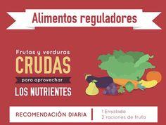 Incluye frutas y verduras en todos tus alimentos http://www.comunidadorganica.com/