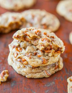 Soft & Chewy Cinnamon Chip Snickerdoodle Cookies - Soft, moist, chewy & loaded with cinnamon chips. Best snickerdoodles ever! averiecooks.com