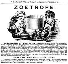 Zoetrope Strips Horses | CHAPTER 1/PART 1: FROM THE MAGIC LANTERN TO THE PROJECTED MOTION ...