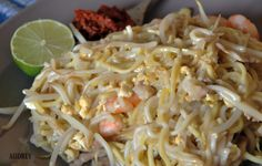 Fried Hokkien Mee II (Sotong Mee Without Sotong Please)