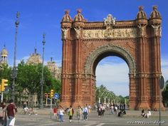 Google Image Result for http://www.traveljournals.net/pictures/l/8/84351-arc-of-triumph-barcelona-spain.jpg