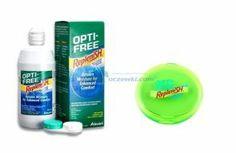 Płyn do soczewek OPTI-FREE™ Replenish 300 ml + MYDEŁKO PODRÓŻNE Convenience Store, Convinience Store