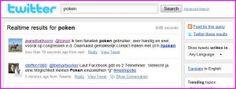 search twitter poken