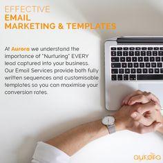 Your One Stop Digital Marketing Agency Email Marketing, Digital Marketing, Email Templates, Lead Generation, Web Development, Entrepreneurship, Aurora, Web Design, Success