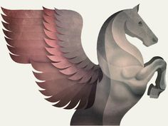 Pegasus by Andrew Lyons