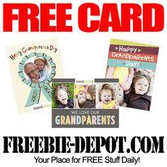 FREE Greeting Card exp 8/26