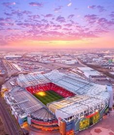 Most Awesome Manchester United Wallpapers New Manchester United Stadium, Manchester United Gifts, Manchester United Old Trafford, Stadium Wallpaper, Football Wallpaper, Manchester United Wallpapers Iphone, Premier League, Arsenal Wallpapers, Messi