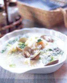 10种台式粥 Taiwanese congee