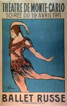 Vaslav Nijinski - Le Spectre de la Rose ( 1911 )