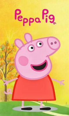 The 38 Best Peppa Pig Wallpaper Images On Pinterest