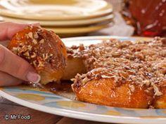 Maple Breakfast Buns
