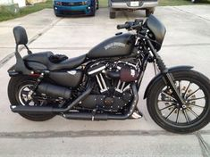 Iron 883 back seat - Google Search