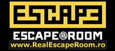 Real Escape Room Bucuresti, jocuri de evadare tip escape room Game Logo Design, Best Logo Design, Real Escape Room, Challenging Puzzles, Cool Logo, Chevrolet Logo, Logos, Fun, Best Logo
