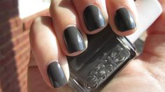Essie Power Clutch - the color I am sporting right now!  Love it!