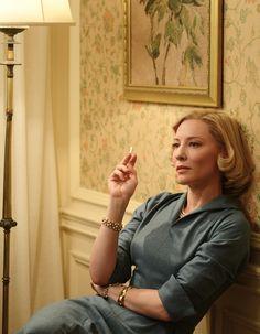 Cate Blanchett in Carol (2015) dir. Todd Haynes