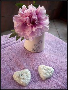 sapone scrub alla lavanda
