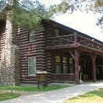 Douglas Lodge; Itasca State Park. One of the beautiful State Parks in MN. great for camping fishing hiking and ice fishing in the winter..