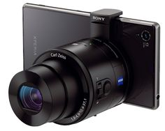 Sony Upgrades QX10 & QX100 Lens Cams with Higher ISO, Shutter Priority and 1080p