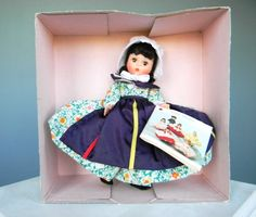Madame Alexander Little Women Doll Canada 1980 by MustyMusts, $21.00