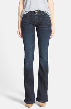 Hudson+Jeans+Signature+Supermodel+Bootcut+Jeans+(Shirley)+available+at+#Nordstrom