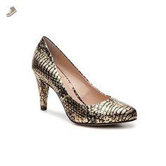 ef9ac3469 Vince Camuto – Kardri – Color  Multi Golden Brown Glazed Snake – Size  7.5  - Vince camuto pumps for women ( Amazon Partner-Link)