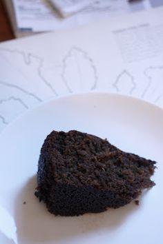 La Cucinetta: Semana da gororoba e bolo de gengibre fresco