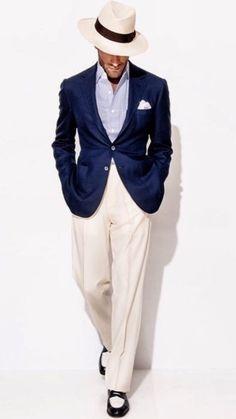 Parisian Gentleman's visit to Santandrea Milano – Parisian Gentleman Style Gentleman, Gentleman Mode, Dapper Gentleman, Gentleman Fashion, Sharp Dressed Man, Well Dressed Men, Mode Masculine, Havanna Party, Looks Style