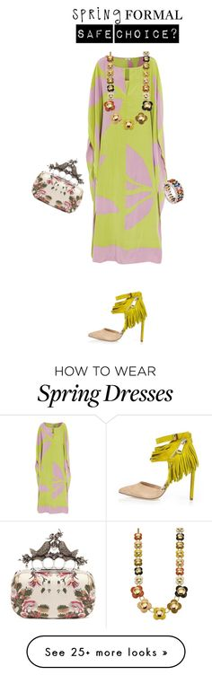 """""""Safe Choice?"""" by taci42 on Polyvore featuring Issa, River Island, Alexander McQueen, Orla Kiely and Niquesa"""