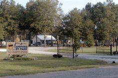 Jolly Acres Rv Park Amp Storage At Saint George South Carolina