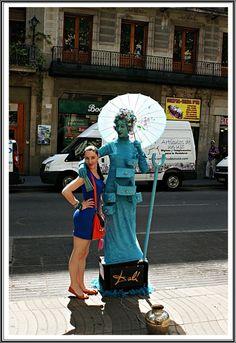 La Rambla - Barcelona, Barcelona