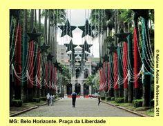 BELO HORIZONTE (MG): Praça da Liberdade (2009)