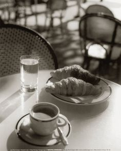 Friday Morning by Jean-Pierre Duplan