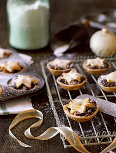 Gluten Free Mince Meat Pies | Jamie Oliver
