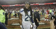 Richard Sherman shut down 49ers receiver Torrey Smith Thursday night, showing the versatility that has added to his value in 2015.