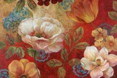 Lotus Blossoms Poster Print by Nan (24 x 36)