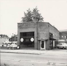 Barton Sales and Service, 1962 :: George C. Crout