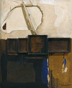 Josep Guinovart Barcelona, 1927 - Barcelona, 2007 Sense títol, 1964