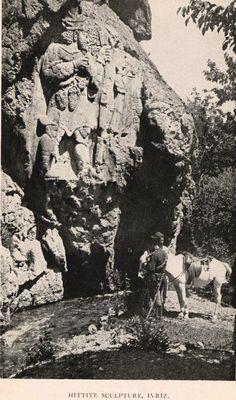 Konya, İvriz, Hattuşa, 1887