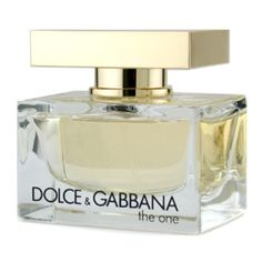 D&G the one = most delicious perfume