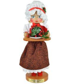 Steinbach Christmas Carol Mrs. Cratchit Nutcracker
