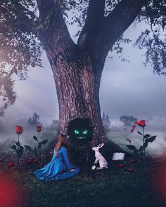 There is darkness in every person Devon Aoki, Vogue Uk, Front Range, Were All Mad Here, Conceptual Photography, Disney Wallpaper, Alexandria, Alice In Wonderland, Cool Art