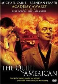 'The Quiet American' based on the book 'The Quiet American by Graham Greene. A  story that led to the events of the United States military involvement in Vietnam. A love triangle between a British journalist, his mistress, and a mysterious CIA operative evolves into a much greater mystery that eventually leads to murder and deception. Available to check out now.