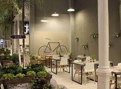 Hasil gambar untuk decoracion de restaurantes pequeños