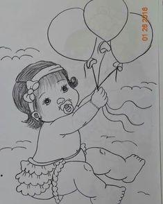 Art Drawings Beautiful, Art Drawings For Kids, Art Drawings Sketches Simple, Pencil Art Drawings, Cute Drawings, Emoji Coloring Pages, Baby Coloring Pages, Free Adult Coloring, Coloring Books